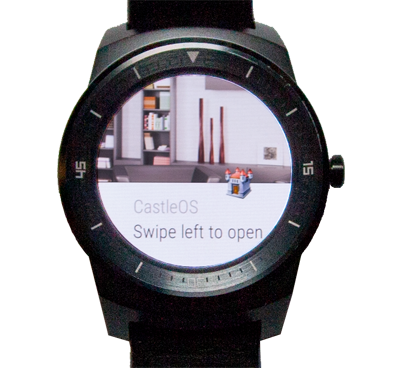 CastleOS for Android Wear